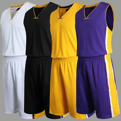 Cheap Basketball Jersey Men Breathable Blank Custom Basketball Training Uniforms
