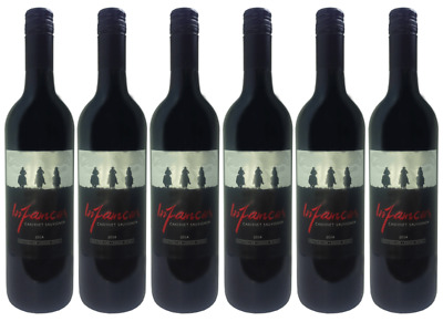 2014 | Legends Range Infamous Cabernet Sauvignon | Wine of South-East Austral...