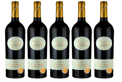 6-Pack | 2007 | The Cachet | 5 Star Winery | Chain Of Ponds