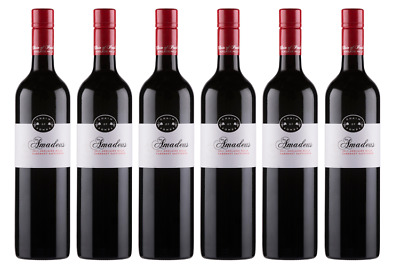 6-Pack | 2012 | The Amadeus Cabernet Sauvignon | 5 Star Winery | Chain Of Ponds
