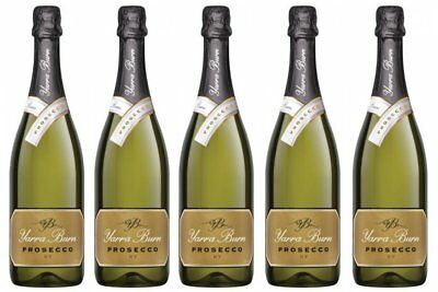 6-Pack | Yarra Burn Premium Prosecco NV |  J.H. 92 Points | Wine of South-Eas...