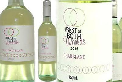 Mixed Dozen | 2015 | Best of Both Worlds Sauvignon Blanc |  &  | 2015 | Best ...
