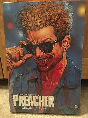 Absolute Preacher Volume 1