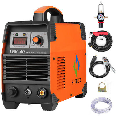 Plasma Cutter 40 Amp Air Plasma Cutting Machine 220V Clean Cut 1/2 in PT31 torch