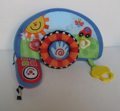 Fisher price power touch baby eur 1 00 picclick de for Kinderbett mit funktion