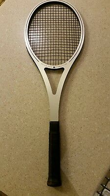 AMF. HEAD ARTHUR ASHE Competition Tennis Racquet with cover & original grip