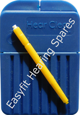 NEW Starkey HearClear Wax Guards (Pack 8)