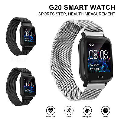 New DM09Plus Bluetooth Smart Wrist Watch SIM GSM Phone Sports For Android iPhone