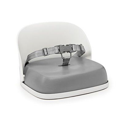 OXO Tot Perch Baby Booster Seat with Straps - Grey