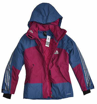adidas warme Jacke ClimaProof® Winterjacke Outdoor Skijacke X-Country wasserfest