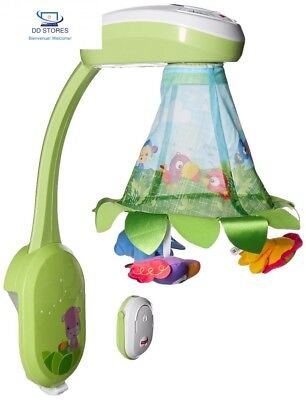 Fisher-Price - DFP09 Mobile Feuilles Magiques