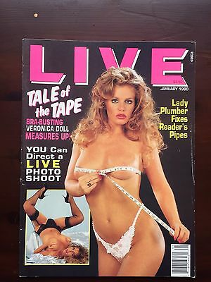 Live Tale Of The Tape 1/1990 Torrie Welles