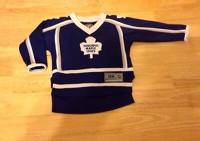 NHL TORONTO MAPLE LEAFS - baby boy top - 18 months