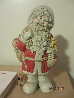 Dreamsicles Angel Cherub #dx245 Here Comes Santa Claus Christmas Large