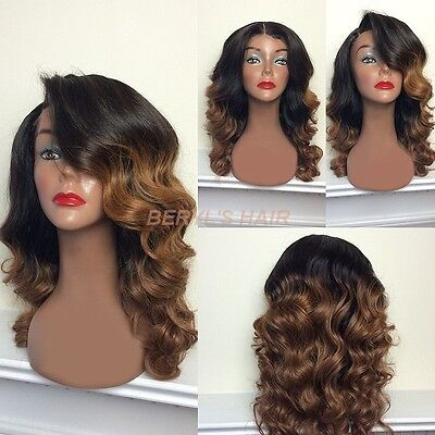 Lace Front Wig Human hair 20 inch