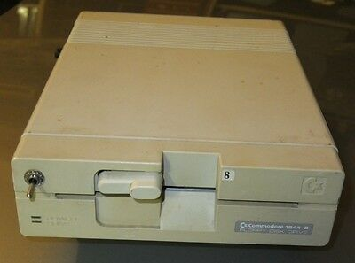 Commodore 1541-II disk drive for the C64 Commodore 64 vintage computer
