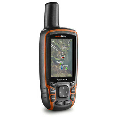Garmin GPSMAP 64s Outdoor GPS mit Bluetooth und Live Tracking