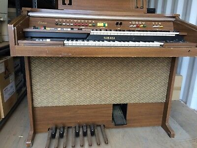 Yamaha Electone B-55 Electric Organ