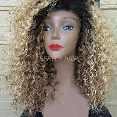 Lace Front Wig Human hair 20inch