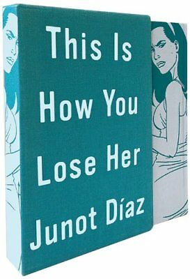This Is How You Lose Her,HB,Junot Diaz - NEW