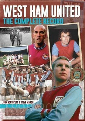 West Ham: The Complete Record,HC, - NEW
