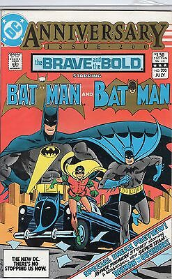 Batman Brave and The Bold #200 VF/NM 1st Appearance of Katanna  Suicide Squad