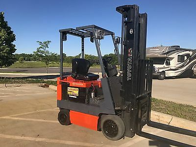 2000 Toyota 3000 Pound-BUDGET-LOW Dollar Forklift-WE WILL SHIP!!