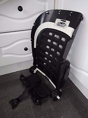 Original BUGABOO Bee 07,08,09 Back Part of Sub Seat Unit Replacement Frame Shell