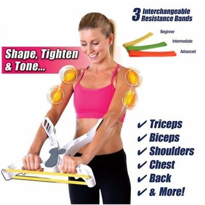 Useful Wonder Arms Upper Body Arm Workout Fitness Machine As Seen On TV 2017 UK
