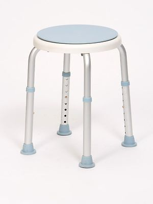 Aquarius Drive Bath Stool and Shower Chair with Rotating Seat for Mobility