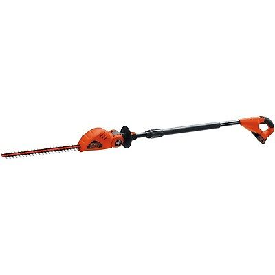 BLACK + DECKER LPHT120 20-Volt Max Lithium Pole Hedge Trimmer N/A