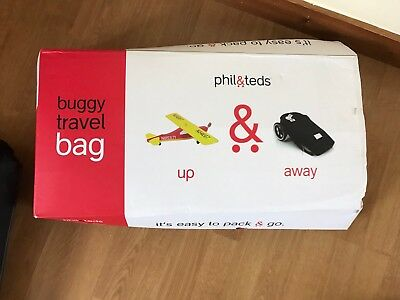 PHIL And TEDS UP AND AWAY VIBE TRAVEL BAG