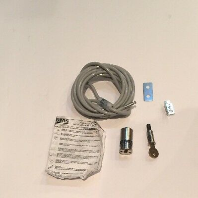 BMS Notebook  Computer Hook Loc Security Cable Kit