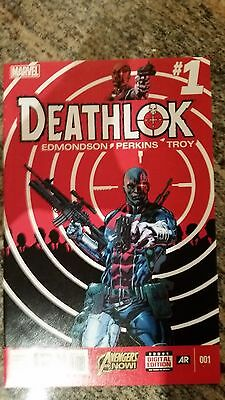 Marvel NOW! Deathloke #1 1st print
