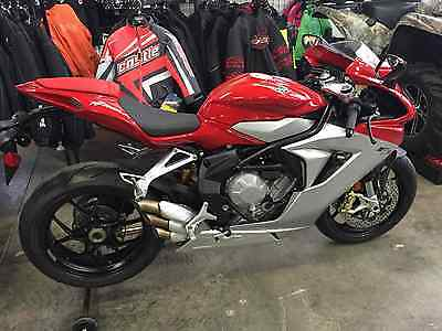"2014 MV Agusta F3 675 ABS  '14 MV AGUSTA F3 675 ABS ""NEW!"" $6800 OFF! USA DELIVERY AVAILABLE!  800 = $9798"