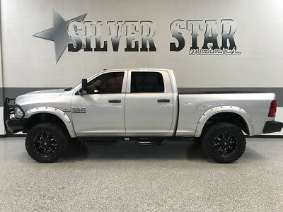 2014 Ram 2500  2014 Ram 2500 4WD CrewCab ShortBed AT 6.7L-Cummins Loaded Xnice 35s TX!