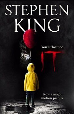 It: film tie-in edition of Stephen Kings IT by Stephen King New Paperback Book