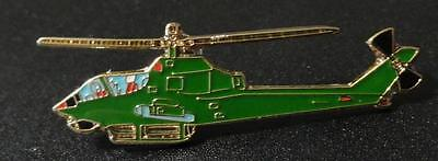 Cobra Helicopter Hat Pin