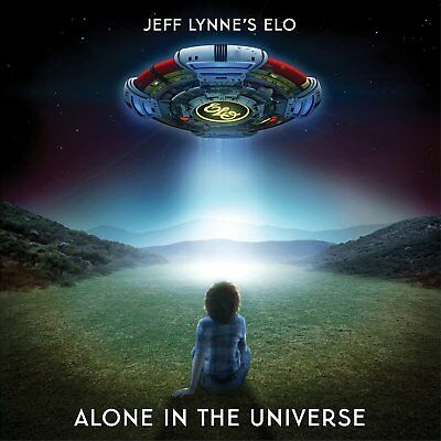 JEFF LYNNE'S ELO - Alone In The Universe CD *NEW & SEALED* FAST UK DISPATCH !