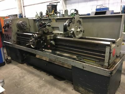 17'' x 80'' Clausing Colchester Engine Lathe, Serial No. 175496
