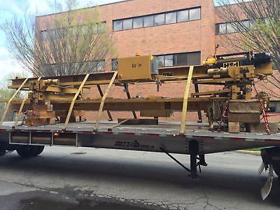 4 Ton P&H Under Running Overhead Bridge Crane, 18' 10-1/2'' Span (3) Available