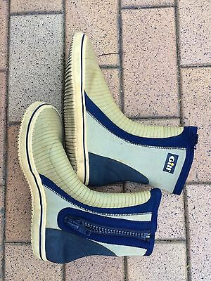 Gill Sailing Yachting Ocean Boots