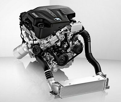 New 2012 2013 2014 BMW F30 320i X Drive 2.0 Complete Engine Assembly N20B20B N20