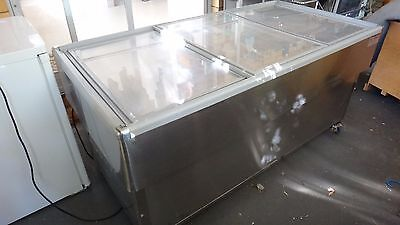 Commercial Buffet Stainless Steel Fridge - Shop, Party, Kitchen, BBQ