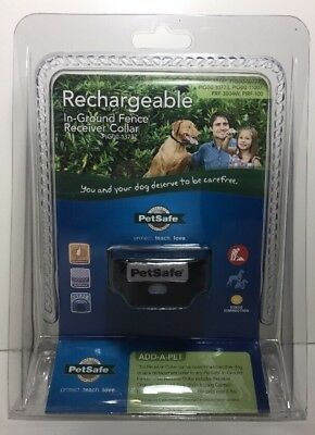 (New) PetSafe Rechargeable In-Ground Fence Receiver Collar