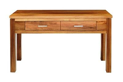 Harbour SOLID Blackwood Console/Hall Table 2 Drawers