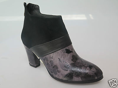 Django & Juliette - new ladies leather ankle boot size 37 #133 *CLEARANCE*