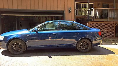 2005 Audi A6  Audi A6 AWD Needs some Work