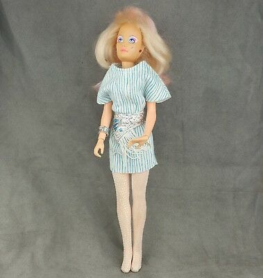 Vintage Jem And The Holograms Jerrica Doll