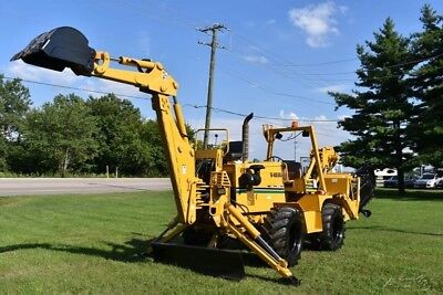 2001 Vermeer RT 8550A Trencher - Extra clean 853 hours! Check it out! NICE